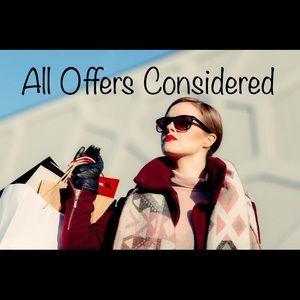 Clothes, clothes, clothes,
